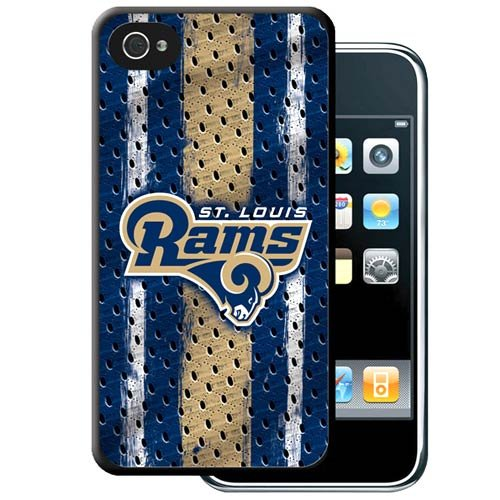 NFL St. Louis Rams iPhone 4 Hard Case by Team ProMark