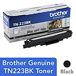 Image of the product Brother Genuine TN223BK that is listed on the catalogue brand of Brother.