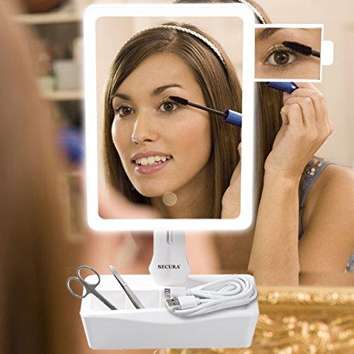 Secura Vanity Mirrors