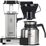 Technivorm Moccamaster 79212 Coffee Machine, 32 oz, Polished Silver