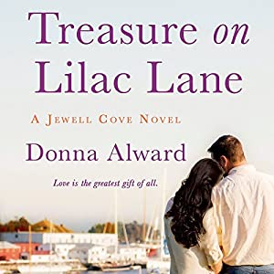 Treasure on Lilac Lane Audiobook