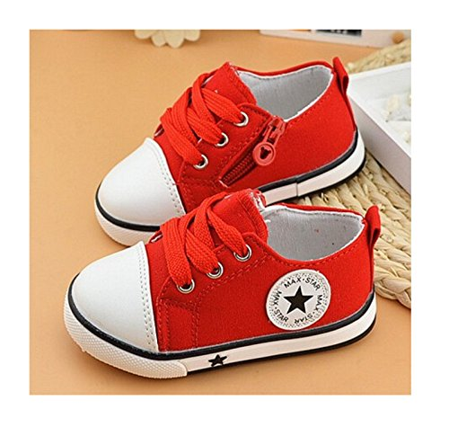 Spring Canvas Children Shoes Girl Breathable Sneaker Shoe ...