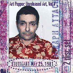 Stuttgart May 25, 1981 - Unreleased Art Vol. V