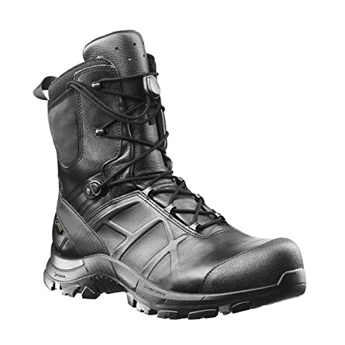 HAIX hombre zapatos de seguridad Black Eagle safety 50 High negro