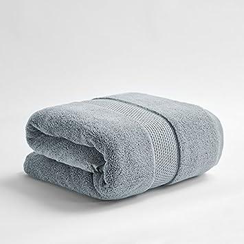 MAOJINMIAN Hilados de algodón Puro Hueco Tipo baño una Toalla Suave de algodón Absorbente Fuerte Engrosamiento Hotel Toalla Grande: Amazon.es: Deportes y ...