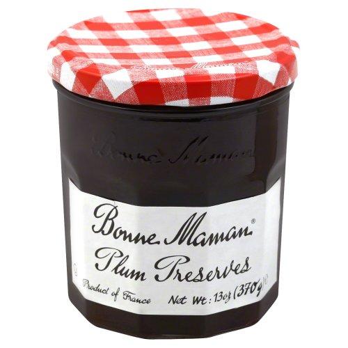 Damson Preserve - Bonne Maman Preserves Damson Plum 13.0 OZ (Pack of 2)