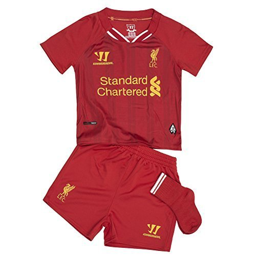 Warrior Liverpool 2013-14 Baby Home Kit