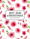 2019-2020 18 Month Planner: July 2019 - December