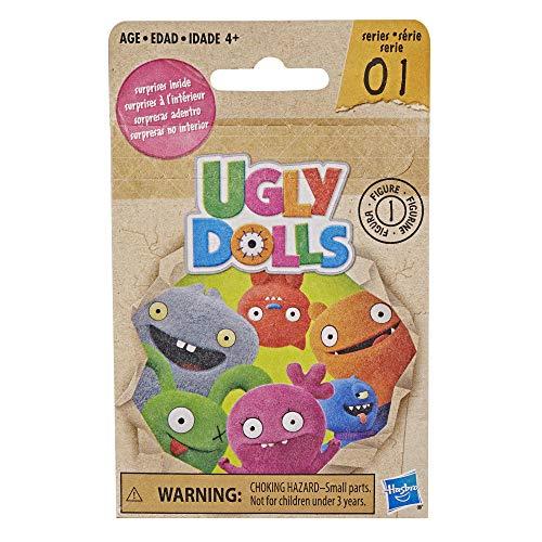Uglydoll Lotsa Ugly Mini Figures Series 1, 4 Accessories from Uglydoll