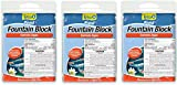 Tetra Pond Anti-Algae Control Blocks for Fountains, 6-Count (3-Pack)