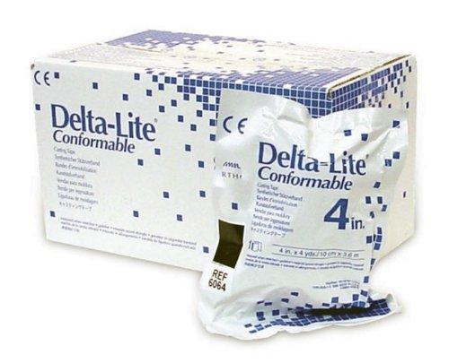 Delta-Lite Conformable Fiberglass Cast Tape by BSN Medical ( TAPE, CAST, DELTA-LITE, 4