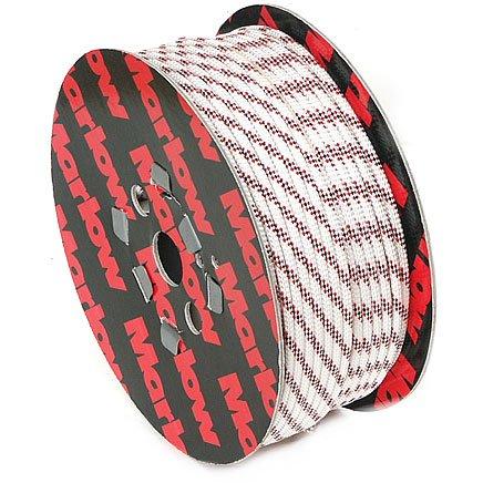 Marlow Ropes(マーロー) マーローブレイド フレックカラー6mm /100mコイル [Marlowbraid] アクセサリー&パーツ ヨットアクセサリー ロープコード B01ECLIXRO  ホワイト
