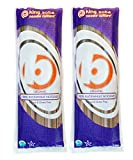 King Soba 2-PACK Gluten Free & Organic 100% Buckwheat Pasta Noodles 8.8oz - 3 Servings Per Pack