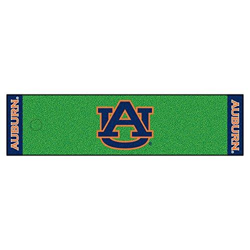 FANMATS NCAA Auburn University Tigers Nylon Face Putting Green Mat