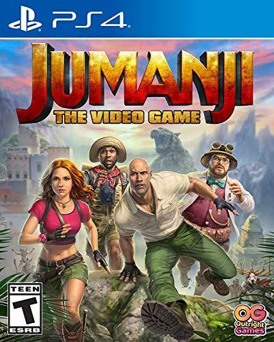 Jumanji: The Video Game – PlayStation 4