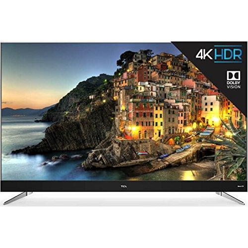 TCL 75C803 75 4K UHD Dolby Vision HDR Roku Smart TV