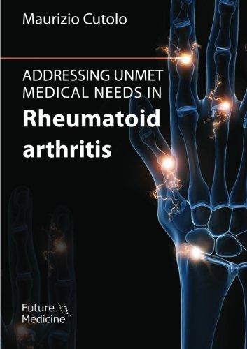 Addressing Unmet Medical Needs In Rheumatoid Arthritis