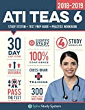 img - for ATI TEAS 6 Study Guide 2018-2019: Spire Study System & ATI TEAS VI Test Prep Guide with ATI TEAS Version 6 Practice Test Review Questions for the Test ... Academic Skills, 6th Edition (Sixth Edition) book / textbook / text book