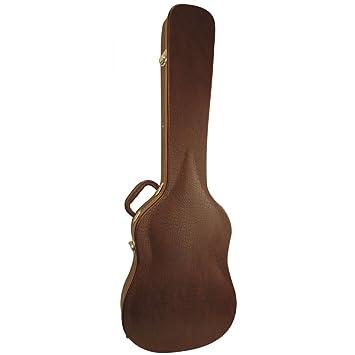 Hofner Club - Estuche para bajo, color marrón: Amazon.es ...