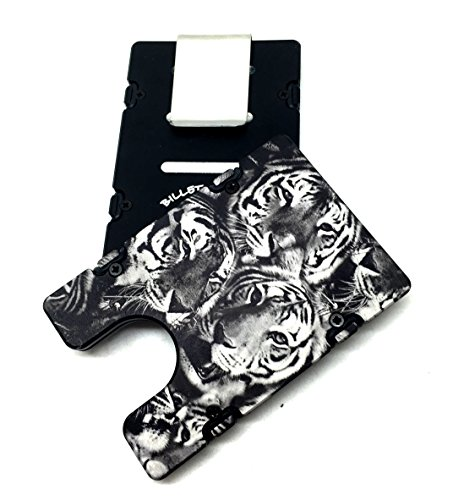 Tigers Aluminum Wallet Pattern BilletVault BilletVault Aluminum qIxYFOwH