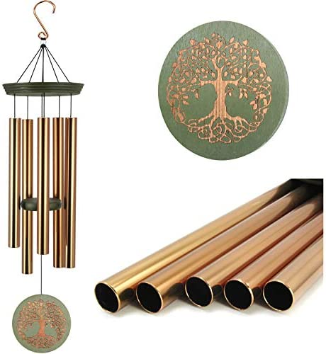 Outdoor Memorial Windchimes Amazing Sympathy product image