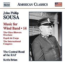 Music for Wind Band, V 14