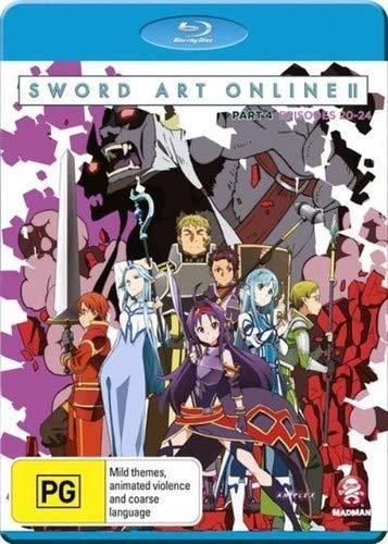 Sword Art Online 2 Part 4 [Blu-ray]
