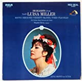 Highlights From Verdi's Luisa Miller (Anna Moffo As Luisa) / RCA Italian Opera Orchestra and Chorus, Fausto Cleva, Conductor