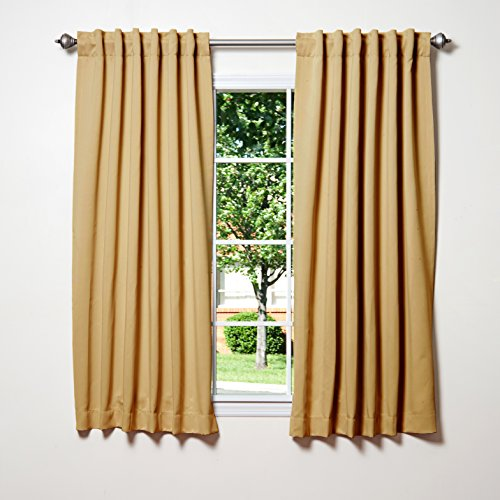 tab top curtains insulated - 6