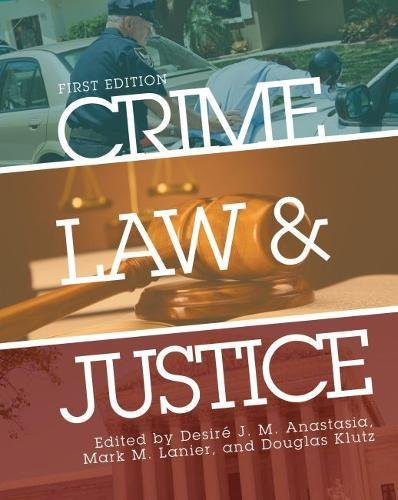 Book cover from Crime, Law, and Justiceby Editors Of Klutz