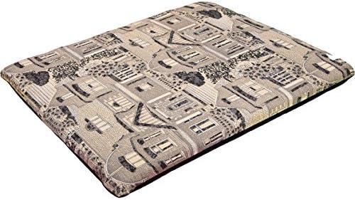 Arppe 280908060525 Colchoneta Rectangular Zigzag: Amazon.es ...