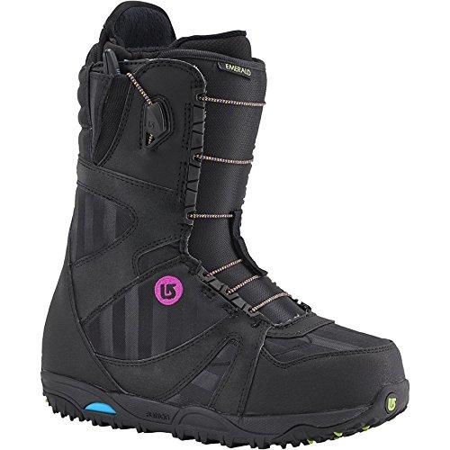 - Burton Emerald Women's Snowboard Boots Black Multi (8)
