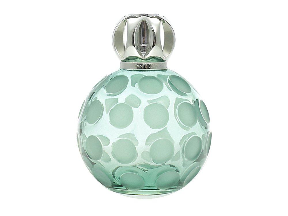 Lampe Berger Paris Duftlampe 4424 Sphère grün + 1 Stück HEVO ® Feuerzeug Gratis