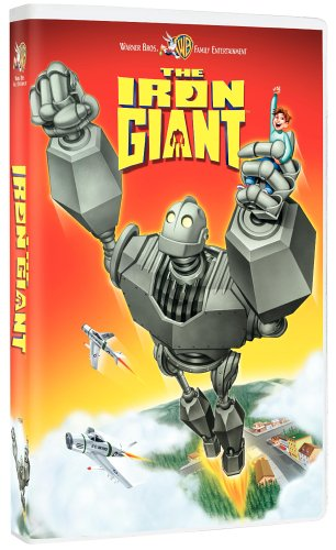 The Iron Giant [VHS]