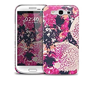 pink close up imagery Samsung Galaxy S3 GS3 protective phone case