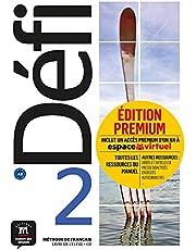 Défi 2 (A2): Livre de l'élève + CD + Premium
