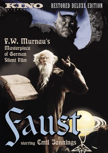 Faust (Restored 2-Disc Deluxe Edition) by Kino Video