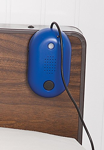 Alimed 712123 Iq Easy Alarm With 30 Day Bed Pad System