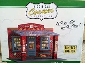 Hallmark Kiddie Car Classics Corner Limited Edition KC s Garage QHG3601