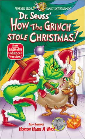 Amazon.com: How the Grinch Stole Christmas! (Includes Horton Hears ...
