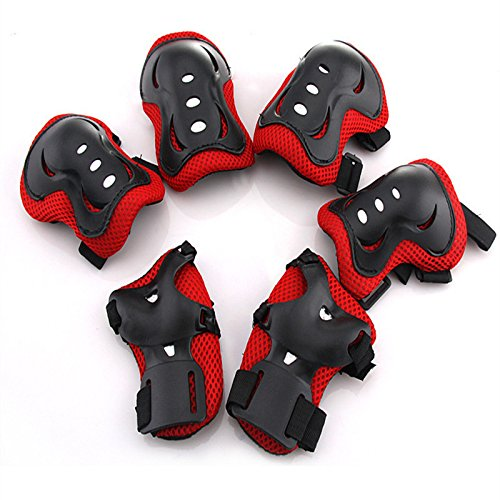 Used, Dsstyle 6 Pieces Kids Outdoor Sports Protective Gear for sale  Delivered anywhere in Canada