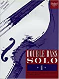 img - for Double Bass Solo 1 (Bk. 1) book / textbook / text book