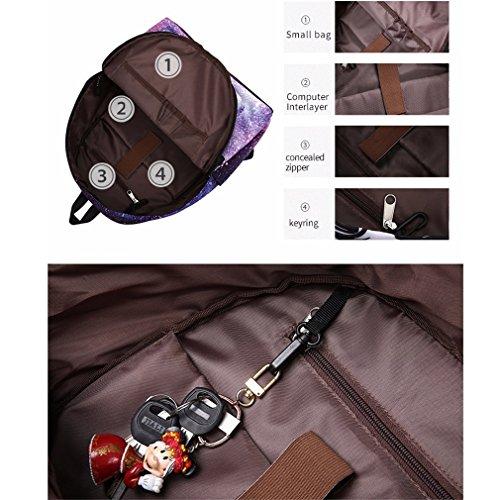 dos de 13 sacs de à portable Impression dos à des Haoling sac filles dos le d'adolescent de de sac d'école d'ordinateur d'enfants pour femmes q8Fxgw