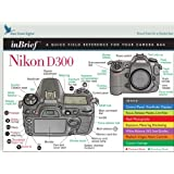 Nikon D300 inBrief Laminated Reference Card