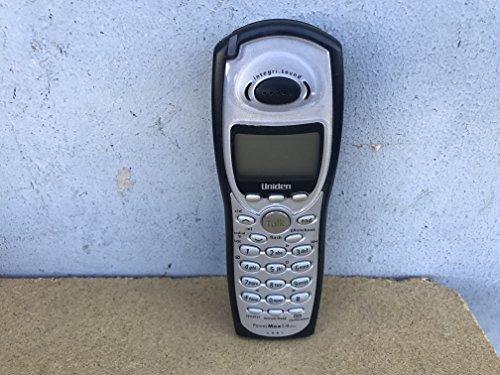 - Uniden TRU8885 Replacement Handset Single Line PowerMax 5.8ghz for TCX800/TRU8860/TRU8880/TRU8888