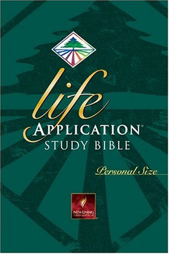 Download Life Application Study Bible : Personal Size - New Living Translation pdf epub