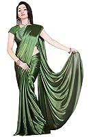 vert très joli Saree / Sari dans Bollywood