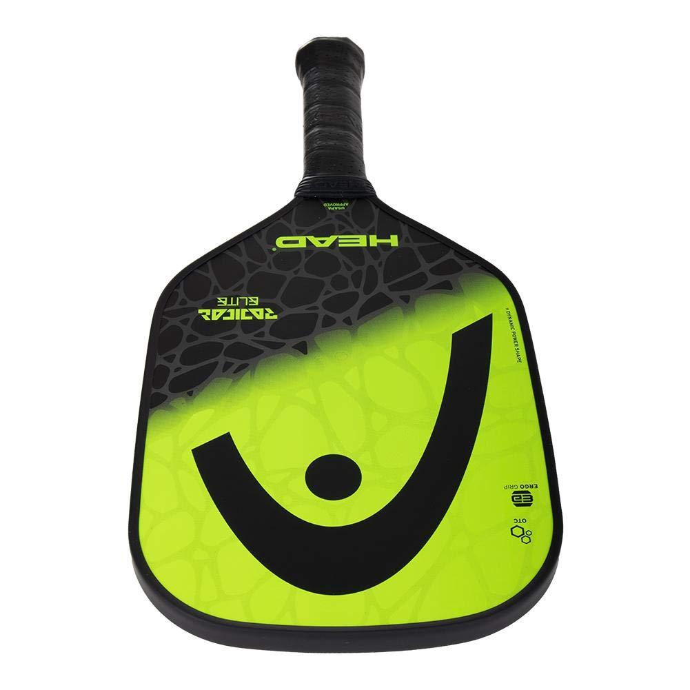 HEAD Fiberglass Pickleball Paddle - Radical Elite Paddle w/Honeycomb Polymer Core & Comfort Grip