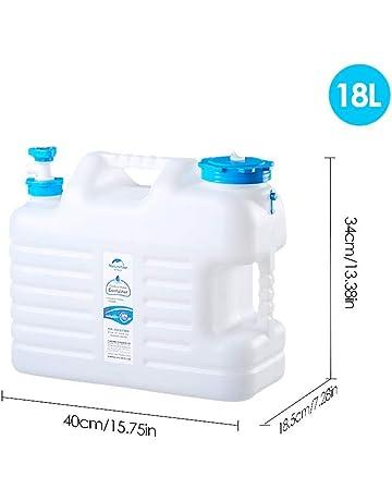 Cubo de PE/Tanque de Acampar al Aire Libre del depósito del envase del Agua
