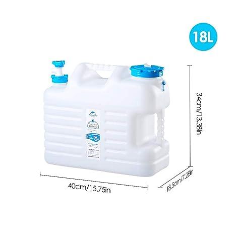 lennonsi Depósito de Agua Plegable, Cubo de Almacenamiento de Agua telescópico Plegable Cubo de Almacenamiento